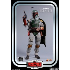 Star Wars: The Empire Strikes Back 40th Anniversary - Boba Fett 1:6 Scale Figure | Sideshow Collectibles