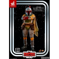 Star Wars: The Empire Strikes Back 40th Anniversary Collection Boba Fett (Vintage Color Version) | Hot Toys