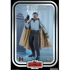 Star Wars: The Empire Strikes Back - Lando Calrissian 1:6 Scale Figure | Hot Toys