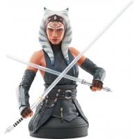Star Wars: The Mandalorian - Ahsoka Tano 1:6 Scale Bust Gentle Giant Studios Product