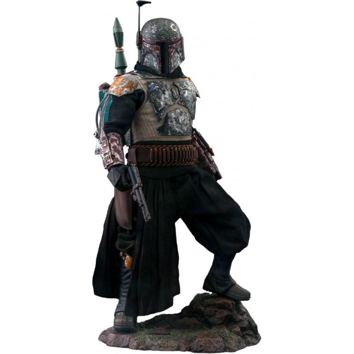 Star Wars: The Mandalorian - Boba Fett 1:6 Scale Figure Hot Toys Product