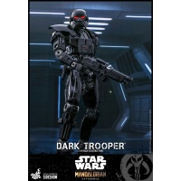 Star Wars: The Mandalorian - Dark Trooper 1:6 Scale Figure Hot Toys Product