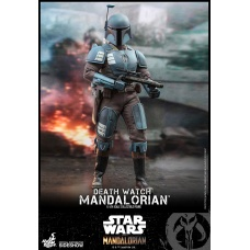 Star Wars: The Mandalorian - Death Watch Mandalorian 1:6 Scale Figure | Hot Toys