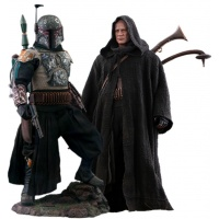 Star Wars: The Mandalorian - Deluxe Boba Fett 1:6 Scale Figure Hot Toys Product