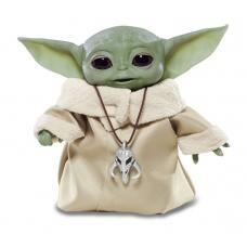 Star Wars The Mandalorian Electronic Figure The Child Animatronic Edition | Hasbro