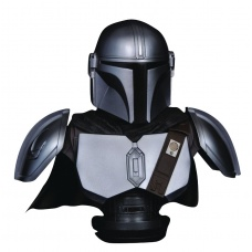 Star Wars: The Mandalorian - Legends in 3D Mandalorian MK IV 1:2 Scale Bust   Diamond Select Toys