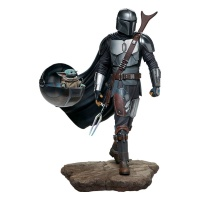 Star Wars The Mandalorian Premium Format Figure The Mandalorian 51 cm Sideshow Collectibles Product