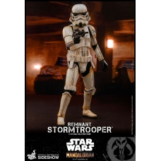 Star Wars: The Mandalorian - Remnant Stormtrooper 1:6 Scale Figure Hot Toys Product Image