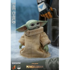 Star Wars: The Mandalorian - The Child 1:4 Scale Figure | Hot Toys