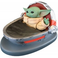 Star Wars: The Mandalorian - The Child Solar Powered Dashboard Waver Sideshow Collectibles Product