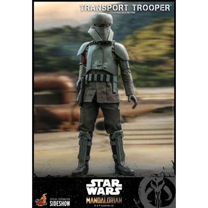 Star Wars: The Mandalorian - Transport Trooper 1:6 Scale Figure Hot Toys Product