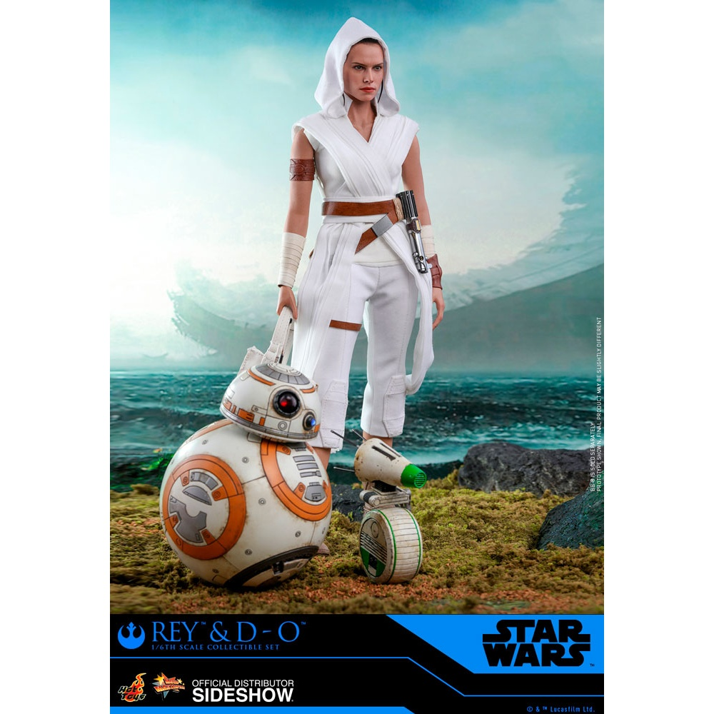 Rey Action Figure Force Awakens ~ Action Figure Collections
