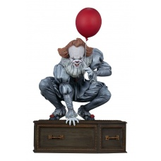 Stephen King's It 2017 Maquette Pennywise | Tweeterhead