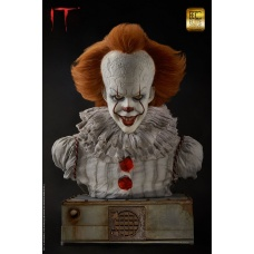 Stephen King's It Life-Size Bust Pennywise 71 cm | Elite Creature Collectibles
