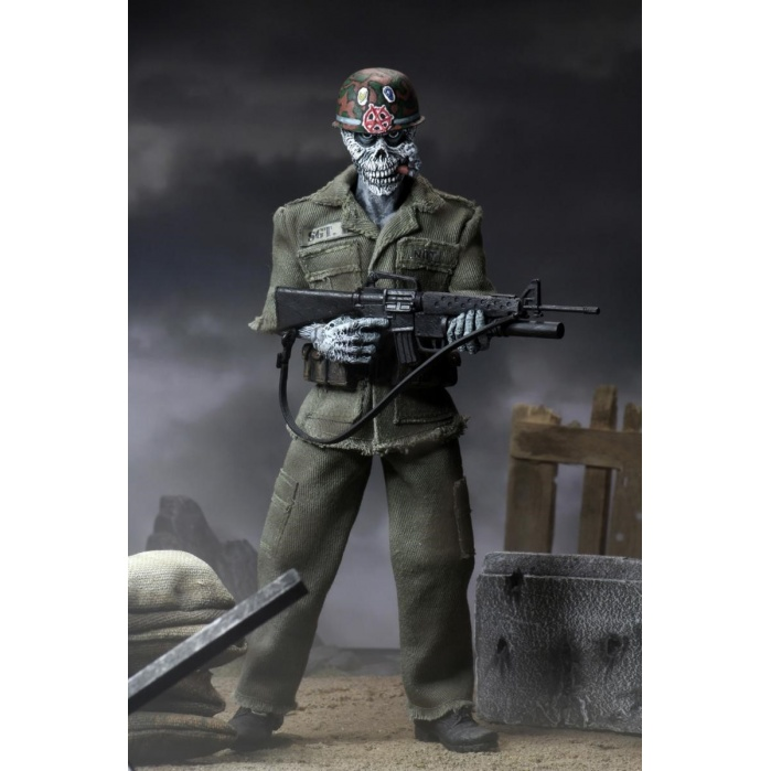 Stormtroopers of Death: Sgt. D 8 inch Clothed Action Figure NECA Product