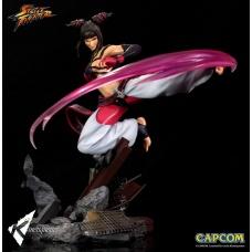 Street Fighter IV Femmes Fatales Diorama 1/6 Juri Han Kinetiquettes Product Image
