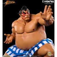 Street Fighter: Regular E-Honda 1:4 Scale Statue Pop Culture Shock Product