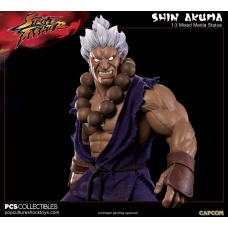 Street Fighter - Shin Akuma 1/3 Scale Statue Pop Culture Shock Product Image