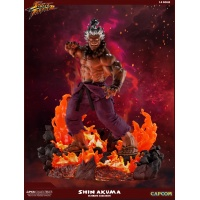 Street Fighter: Shin Akuma Ultimate Exclusive 1:4 Statue Pop Culture Shock Product