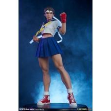 Street Fighter Statue Sakura Classic 42 cm Pop Culture Shock Product Image