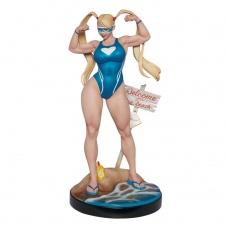 Street Fighter Ultra Statue 1/4 R. Mika: Season Pass 42 cm | Pop Culture Shock