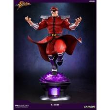 Street Fighter V: M. Bison 1:4 Scale Statue   Pop Culture Shock