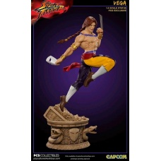 Street Fighter V: VEGA Player 1  Exclusive 1:4 Resin Statue Pop Culture Shock Product Image