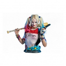 Suicide Squad Life-Size Bust Harley Quinn 77 cm | Infinity Studio