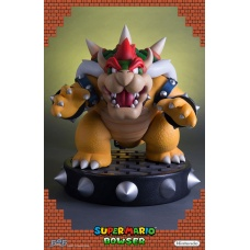 Super Mario: Bowser 19 inch Statue | First 4 Figures