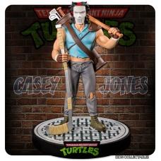Teenage Mutant Ninja Turtles Statue Casey Jones   Ikon Collectables
