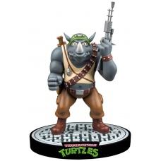 Teenage Mutant Ninja Turtles Statue Rocksteady   Ikon Collectables
