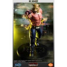 Tekken 5 Dark Resurrection: King 1:4 Scale Statue First 4 Figures Product Image