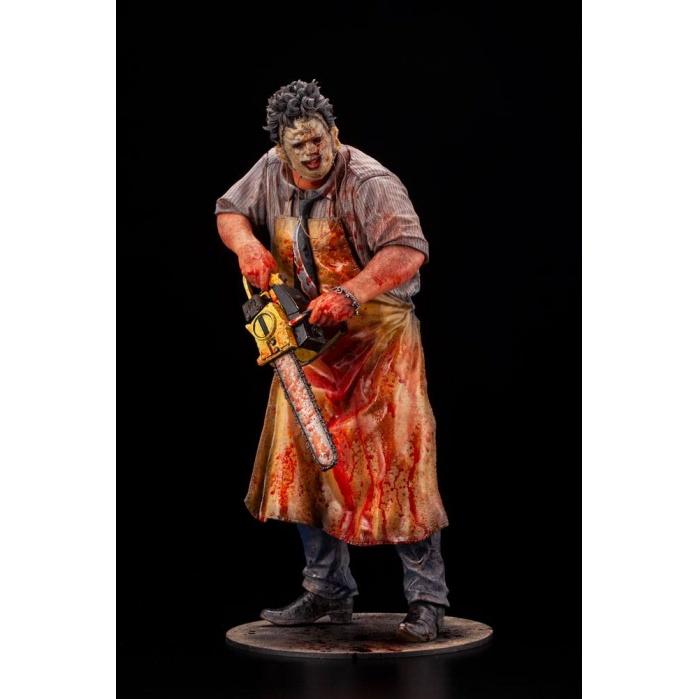 Texas Chainsaw Massacre ARTFX PVC Statue 1/6 Leatherface Slaughterhouse Ver. 32 cm Kotobukiya Product