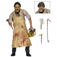 Texas Chainsaw Massacre Retro Action Figure 40th Anniversary Ultimate Leatherface 18 cm NECA Product