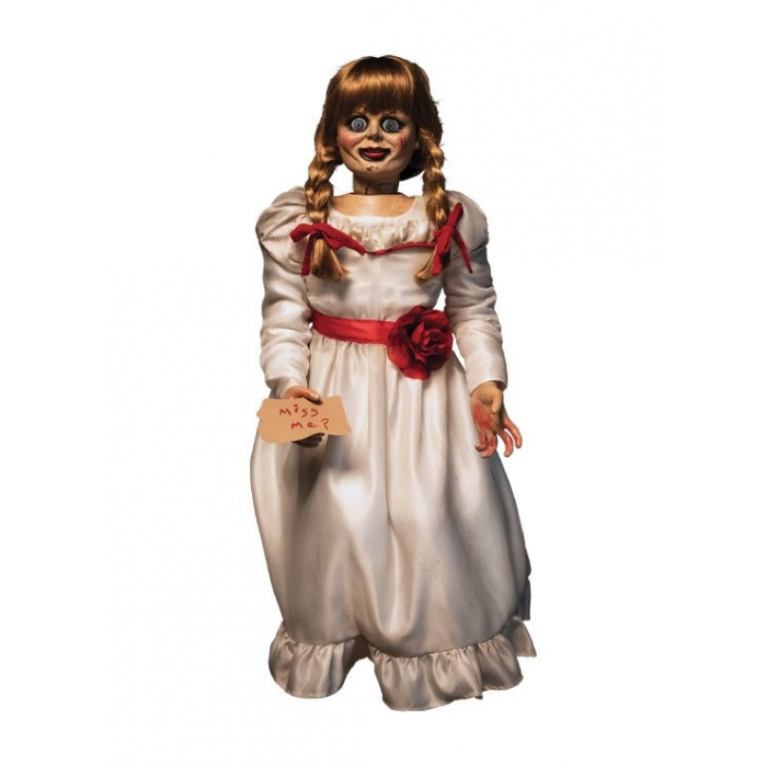 The Conjuring Prop Replica 1/1 Annabelle Doll 102 cm Trick or Treat Studios Product