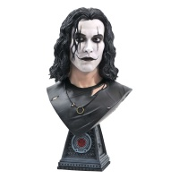 The Crow Legends in 3D Bust 1/2 Eric Draven 25 cm Diamond Select Toys Product