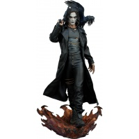 The Crow: The Crow Premium 1:4 Scale Statue Sideshow Collectibles Product