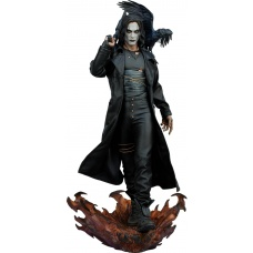 The Crow: The Crow Premium 1:4 Scale Statue | Sideshow Collectibles