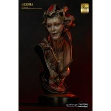 The Geisha Life Size Bust 1/1 by Akihito - Elite Creature Collectibles (EU)