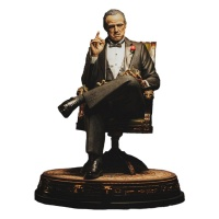 The Godfather Statue 1/3 Vito Andolini Corleone (1972) 52 cm Damtoys Product