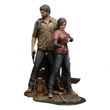 The Last of Us PVC Statues 1/9 Joel & Ellie - Mamegyorai (EU)