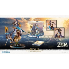 The Legend of Zelda: Breath of the Wild - Revali PVC Statue - First 4 Figures (EU)