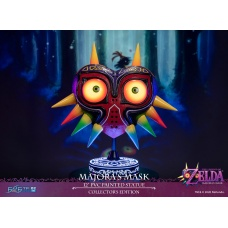 The Legend of Zelda: Collector's Edition Majora's Mask PVC Statue | First 4 Figures