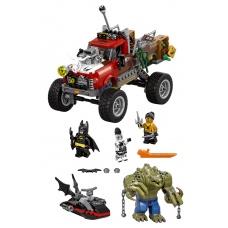 The LEGO® Batman Movie™ Killer Croc™ Tail-Gator   LEGO