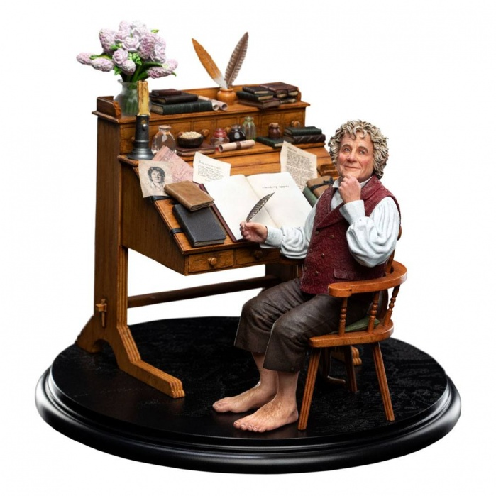The Lord of the Rings Statue 1/6 Bilbo Baggins (Classic Series) Weta Workshop Product