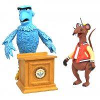 The Muppets: Sam the Eagle and Rizzo Action Figure Box Set Diamond Select Toys Product
