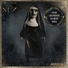 The Nun The Conjuring Universe Roto Plush Figure | Mezco Toyz