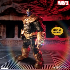 The One:12 Collective: Marvel - Thanos | Mezco Toyz