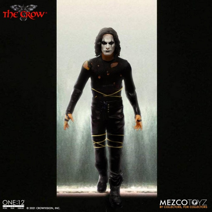 The One:12 Collective: The Crow Mezco Toyz Product