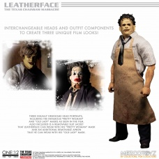 The One:12 Collective: The Texas Chainsaw Massacre - Deluxe Leatherface | Mezco Toyz